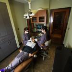 Dublin Corners Dental private treatment room
