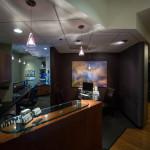 Desk at Dublin Corners Dental Office