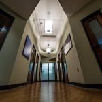 Hallway at Dublin Corners Dental